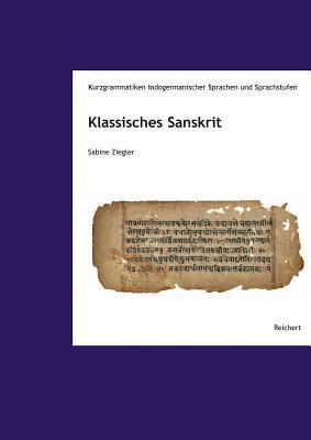 Klassisches Sanskrit  by  Sabine Ziegler