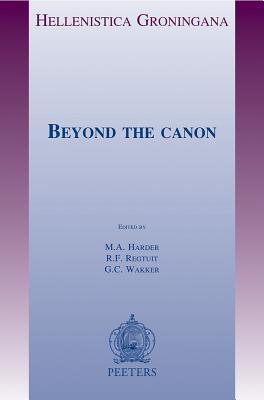 Beyond the Canon M.A. Harder