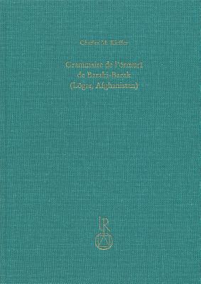 Grammaire de LOrmuri de Baraki-Barak Charles M. Kieffer