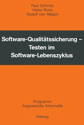 Software-Qualitatssicherung  by  Paul Schmitz