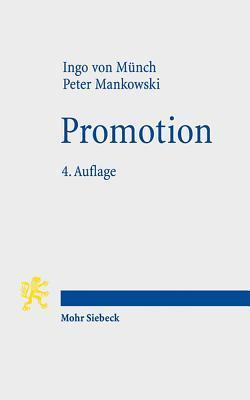 Promotion Peter Mankowski