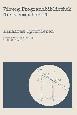 Lineares Optimieren  by  Herbert Mai