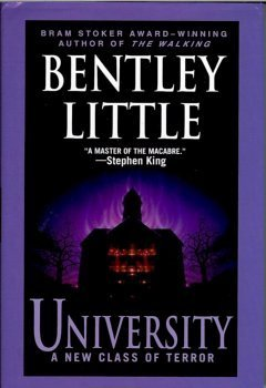 University  by  Bentley Little