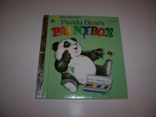 Panda Bears Paint Box  by  Michaela Muntean