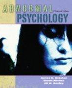 I/M Abnormal Psych Modrn James N. Butcher
