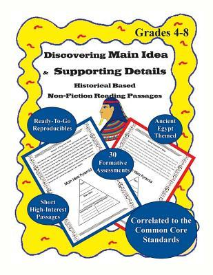 Discovering Main Idea & Supporting Details  by  Tanja Sowell Brannen