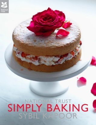 National Trust Simply Baking  by  Sybil Kapoor