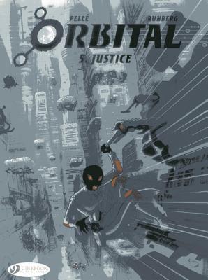 Justice (Orbital #5)  by  Sylvain Runberg
