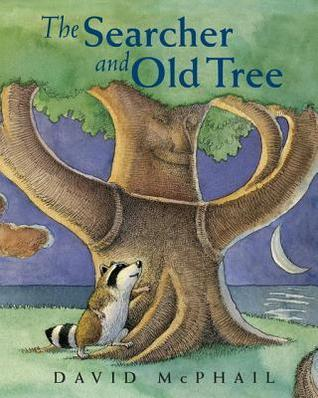 The Searcher and Old Tree  by  David M. McPhail