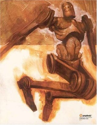 Popbot Collection Volume 1  by  Ashley Wood