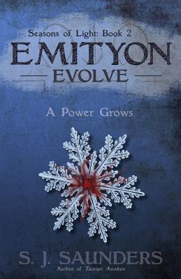 Emityon: Evolve  by  S.J. Saunders