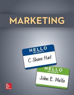 Marketing  by  C Shane Hunt