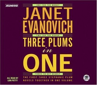 Three Plums in One Gift Set (Stephanie Plum, #1-3) Janet Evanovich