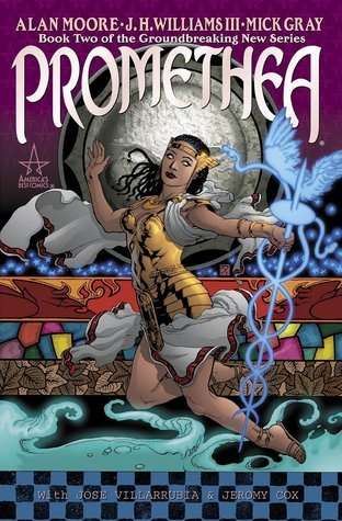 Promethea Book 2  by  Alan Moore