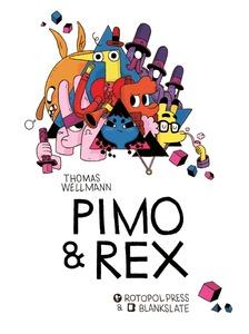 Pimo & Rex  by  Thomas Wellmann