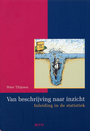 Van beschrijving naar inzicht. Inleiding in de statistiek Peter Thijssen