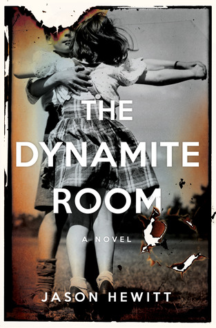 The Dynamite Room Jason Hewitt