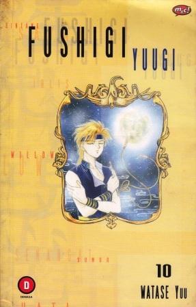 Fushigi Yuugi Vol. 10 Yuu Watase