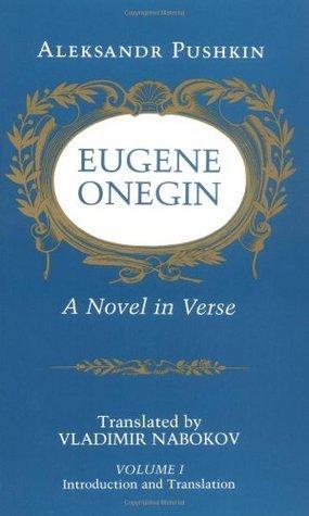 Eugene Onegin, Vol. I  by  Alexander Pushkin