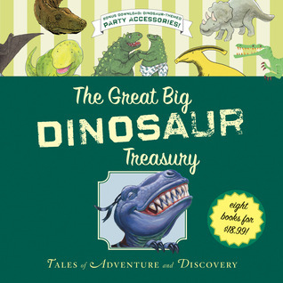 The Great Big Dinosaur Treasury  by  Rey and others