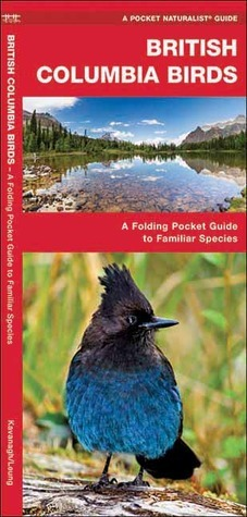 British Columbia Birds: A Folding Pocket Guide to Familiar Species James Kavanagh