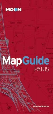 Moon MapGuide Paris  by  Aurelia dAndrea