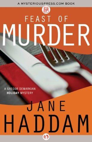 Feast of Murder Jane Haddam