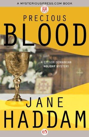 Precious Blood  by  Jane Haddam