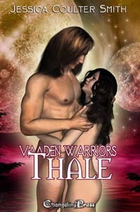 Thane (Vaaden Warriors, #3)  by  Jessica Coulter Smith