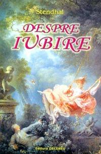 Despre iubire  by  Stendhal