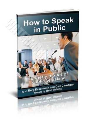 How To Speak In Public  by  J. Berg Esenwein