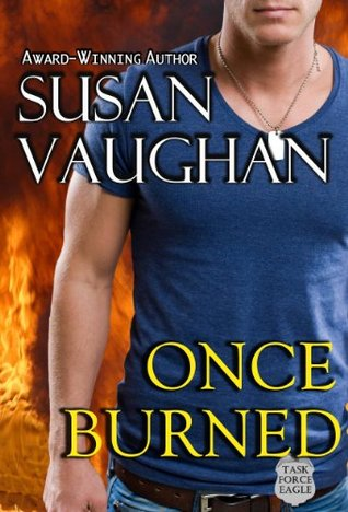 Once Burned Susan Vaughan