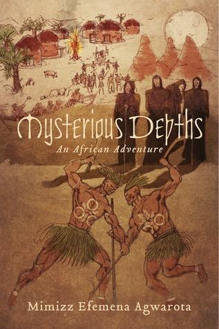 Mysterious Depths  by  Mimizz Efemena Agwarota