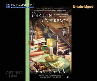 Peril in Paperback: A Bibliophile Mystery Kate Carlisle
