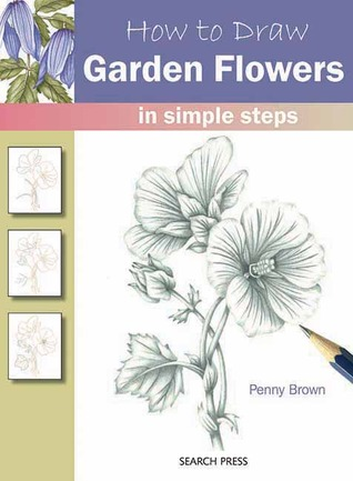 Garden Flowers  by  Penny Brown