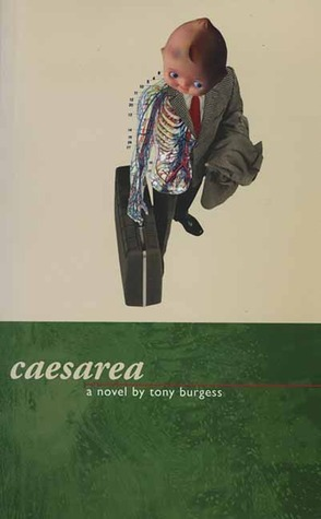 Caesarea Tony Burgess