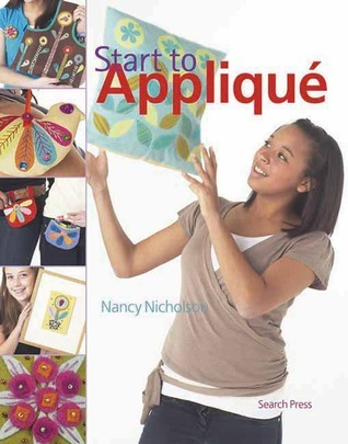 Start to Applique  by  Nancy Nicholson