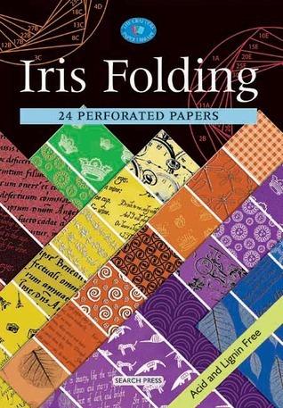 Iris Folding Papers Search Press