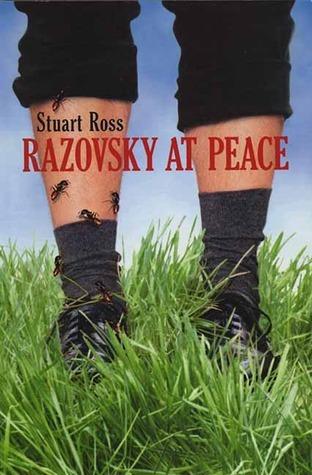 Razovsky at Peace  by  Stuart Ross