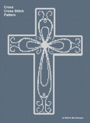 Cross Cross Stitch Pattern  by  NOT A BOOK