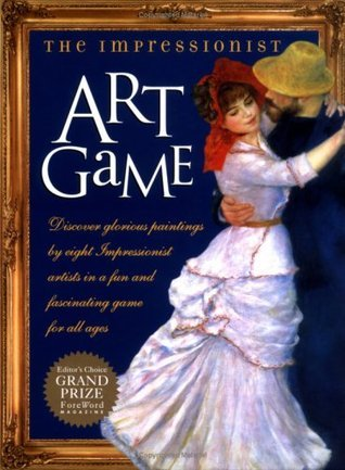 The Impressionist Art Game and Book Set  by  Birdcage Books