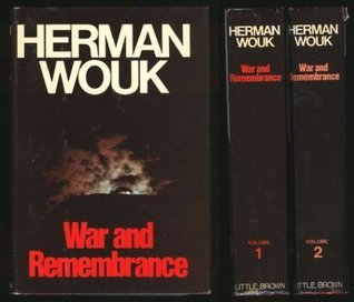 War and Remembrance (2 Volumes)  by  Herman Wouk
