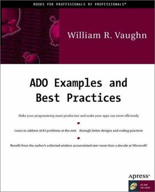 ADO Examples and Best Practices William R. Vaughn