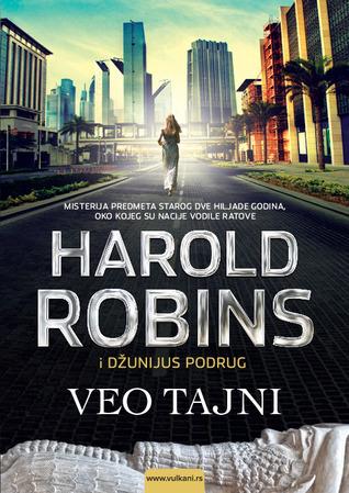 Veo tajni  by  Harold Robbins