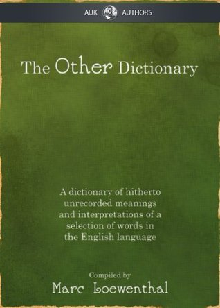 The Other Dictionary Marc Loewenthal