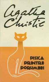 Pisica printre porumbei (Hercule Poirot, #32) Agatha Christie