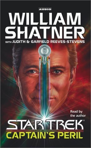 Captains Peril  by  William Shatner