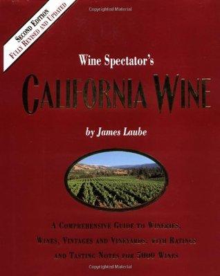 California Wine James Laube