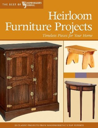 Heirloom Furniture Projects (The Best of Woodworkers Journal series)  by  Woodworkers Journal