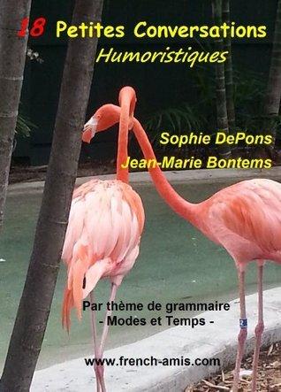 18 Petites Conversations Humoristiques Sophie DePons